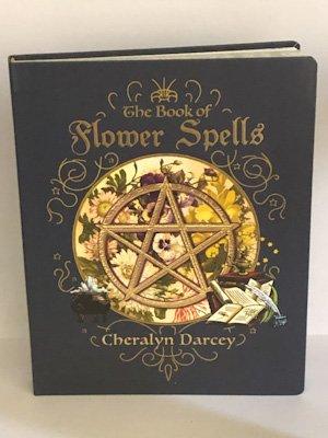 Flower Spells book