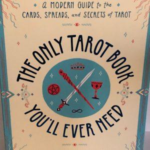 only tarot book