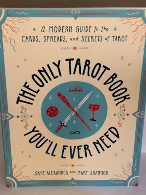 only tarot book