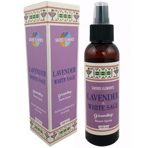 Lavender white sage spray