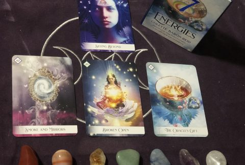 New Oracle Card Decks Available