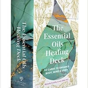 Essential Oils Healing Deck