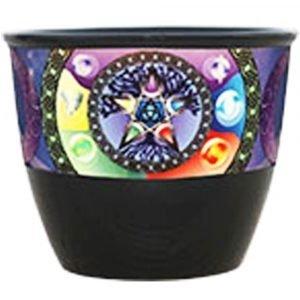 Celtic Pagan Smudge Bowl