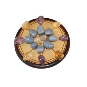 Home Blessing Crystal Grid