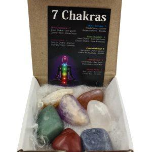 7 chakras meditation kit